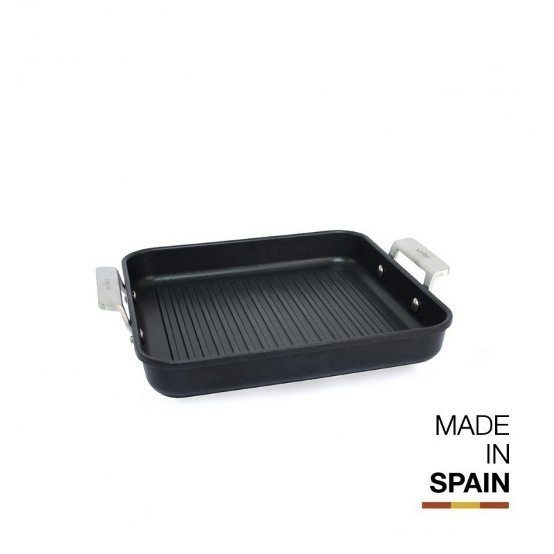 2ND CHOIX - GRILL 34x25 CM INDUCTION