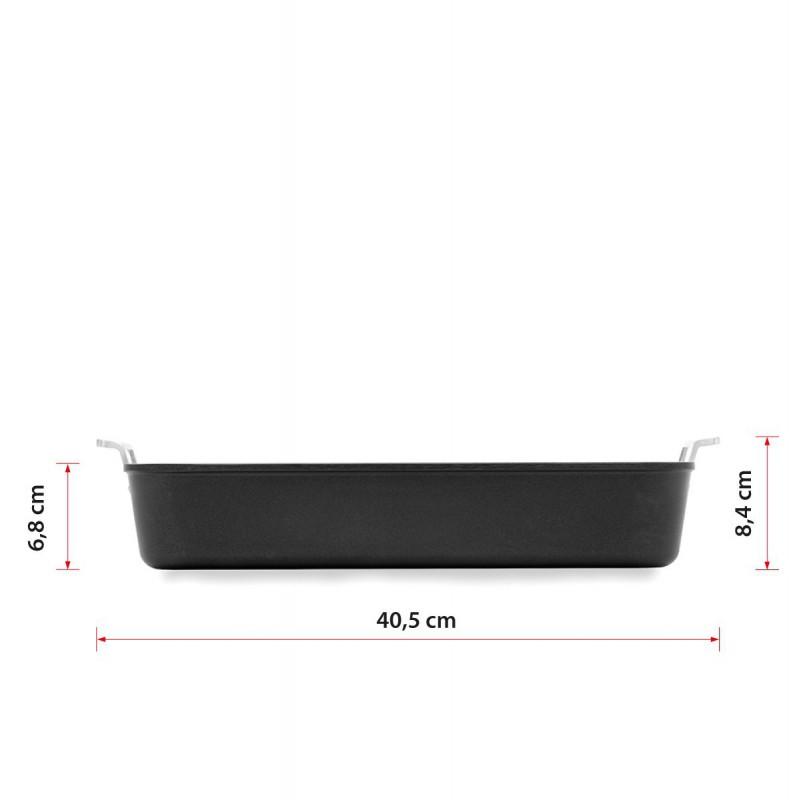 2ND CHOIX - PLAT À FOUR 35x27 cm